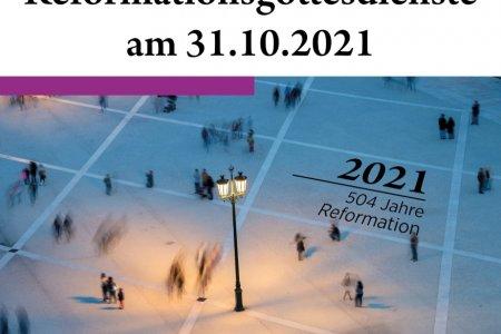 Reformationsgottesdienste 2021