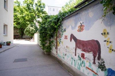 Hofmauer Kindergarten