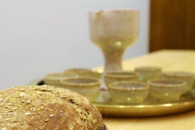 Abendmahl in der Pauluskirche