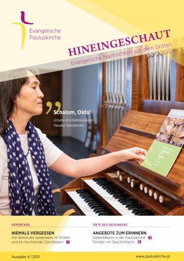 Kirchenmagazin Ausgabe 2021/4